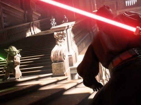 Star Wars Battlefront 2 migliorerà i combattimenti con le spade laser