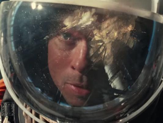 Ad Astra – Brad Pitt in caduta libera nella nuova clip