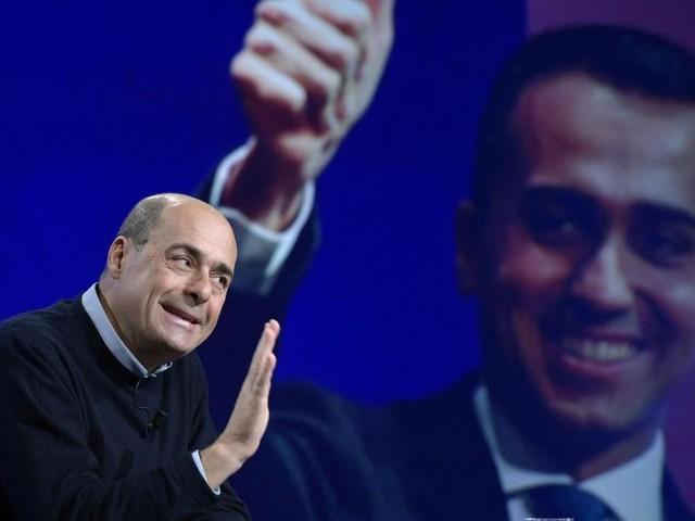 Feltri boccia l'ipotesi di governo giallorosso: 'Aprirà subito porti e frontiere'