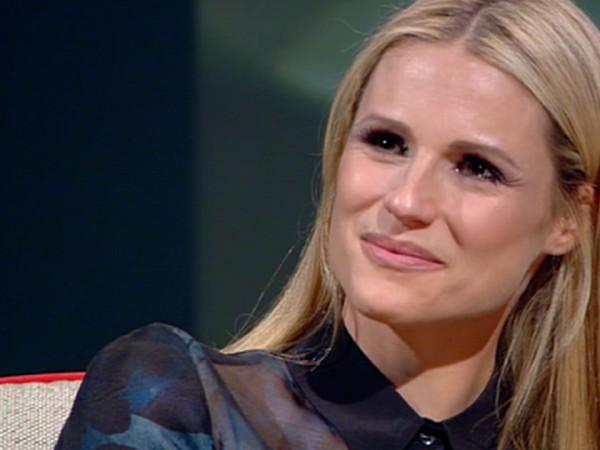 Michelle Hunziker in lacrime: colpa di Aurora Ramazzotti?