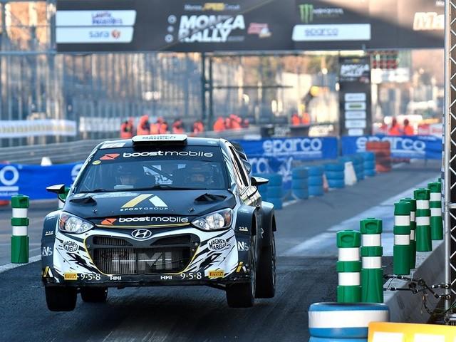 Monza Rally Show - La Hyundai è pronta a dare spettacolo