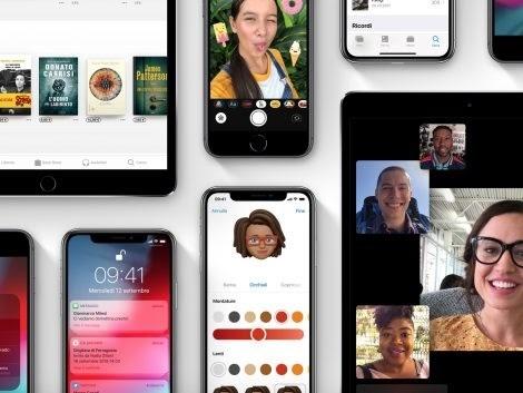 Apple rilascia il nuovo iOS 12