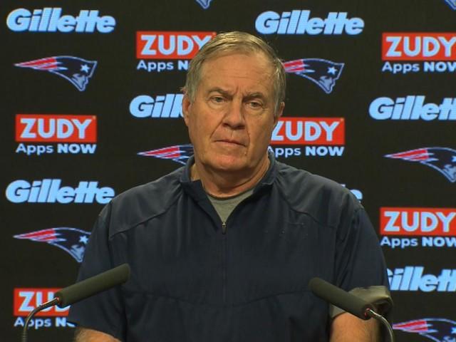Bill Belichick Reiterates That Patriots' Coaching Staff Had 'Zero' Involvement With Bengals Sideline Video