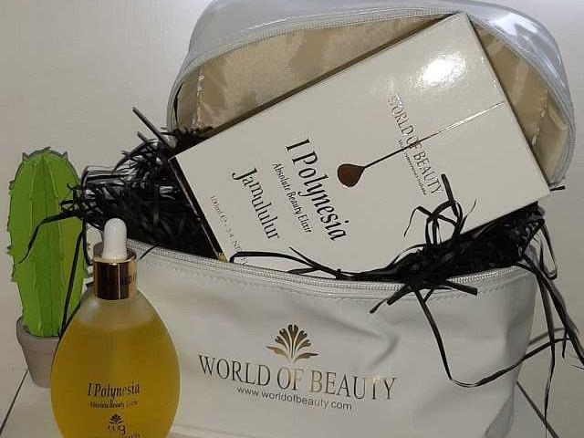 World of Beauty Jamululur Polynesian Elixir