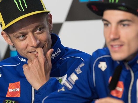 """Valentino Rossi: """"Alla Yamaha serve una terza moto"""""""
