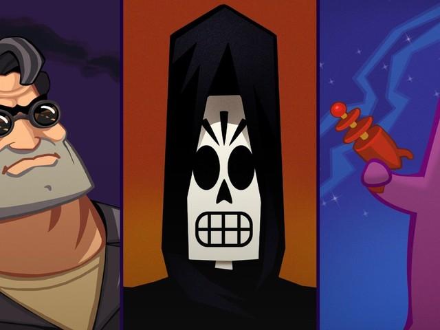 Grim Fandango, Full Throttle e Day of Tentacle in arrivo su Xbox Game Pass, è ufficiale