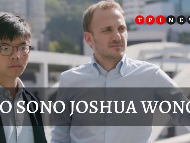 """""""Io sono Joshua Wong: arrestato 8 volte, bloccato nel mio paese e perseguitato dalla Cina. Vi spiego la mia lotta per Hong Kong"""""""