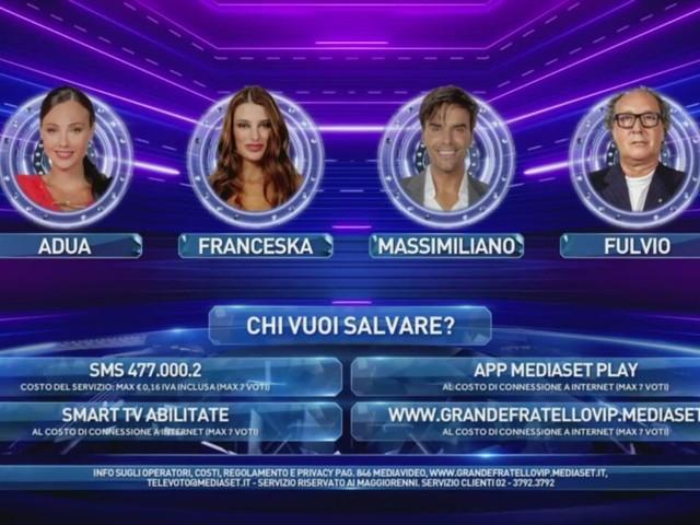 Grande Fratello Vip 2020 streaming tv: la puntata del 25 settembre | Video Mediaset
