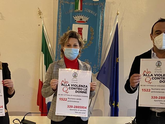 Torrile (PR). Il Consiglio Comunale approva la campagna contro la violenza sulle donne