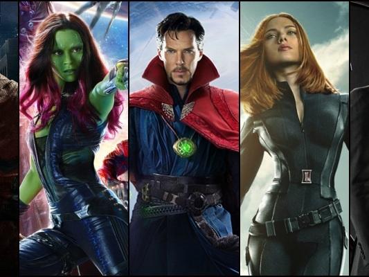 Avengers Infinity War: quali personaggi vedremo nel film?