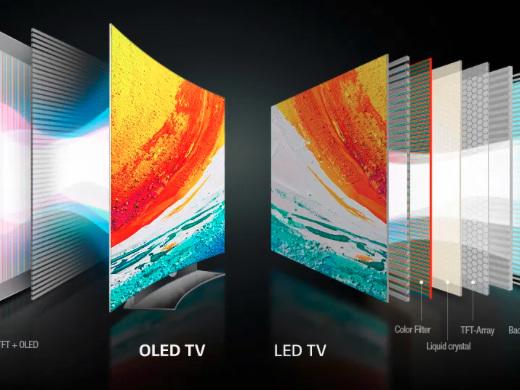 TV QLED o OLED, quale scegliere?