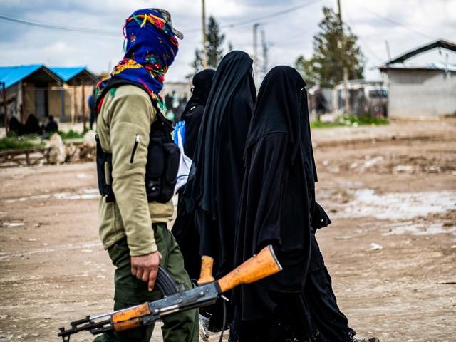 I curdi sono fuori dalla Siria. Trump: eliminato Qardash