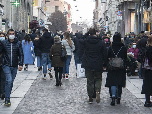 La Lombardia da domenica torna in zona arancione: lo ha deciso l'Iss