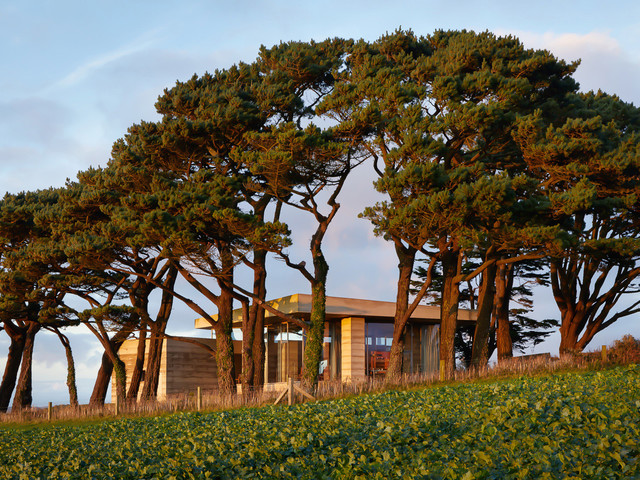 Secular Retreat, Devon Peter Zumthor