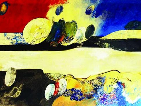 L'arte di Aldo Pancheri al GranHotel Trento L'artista si racconta
