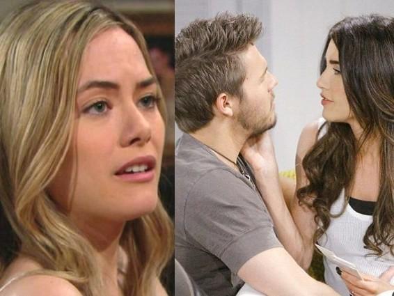 Beautiful, anticipazioni americane: Liam annulla il matrimonio con Hope e torna da Steffy