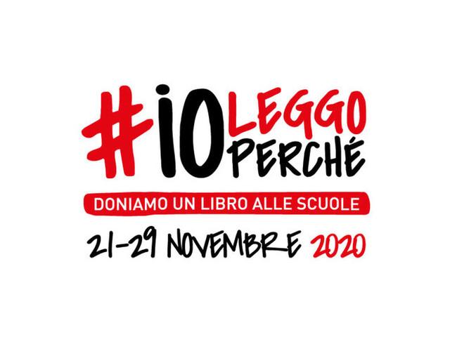 """Doniamo un libro alle scuole dal 21 al 29 novembre torna """"#ioleggoperché"""""""