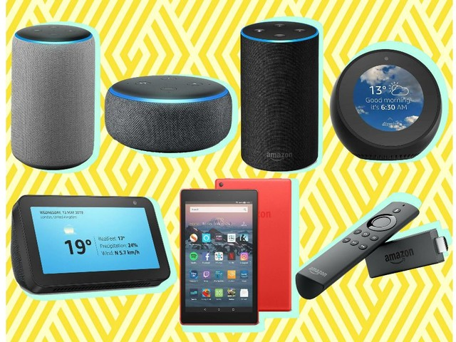 Sconto del 25% su accessori Amazon Echo, Fire e Kindle: la pagina dedicata