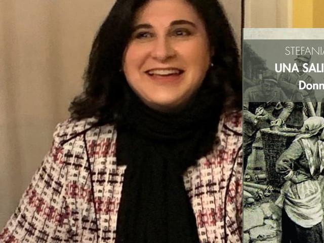 La scrittrice friulana Stefania Nosnan presenta il suo ultimo libro a Remanzacco