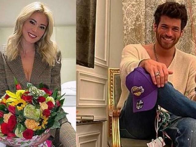 """""""Il bacio!"""". Diletta Leotta e Can Yaman… beccati! Il loro San Valentino 'finisce' così"""