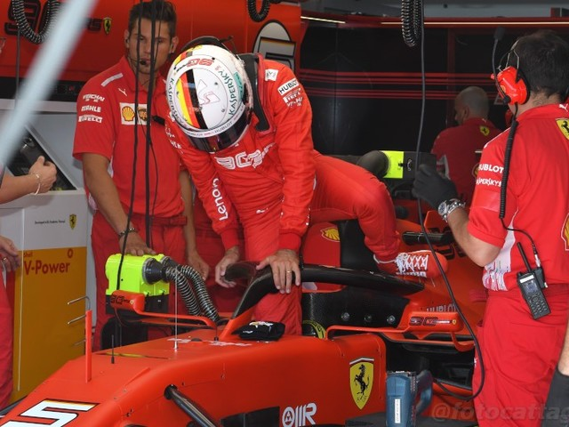 F1, GP Belgio 2019: la Ferrari punta alla pole, la velocità sul dritto l'arma segreta. La Mercedes getterà la maschera