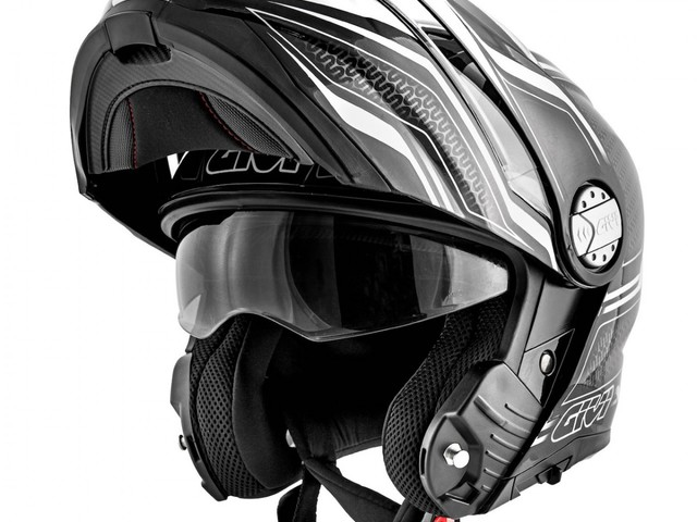 Givi X.33 Canyon: il nuovo casco modulare top di gamma