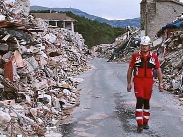 """""""Niente social per un giorno"""". A un anno dal terremoto, la Croce rossa lancia la campagna #InSilenzio"""