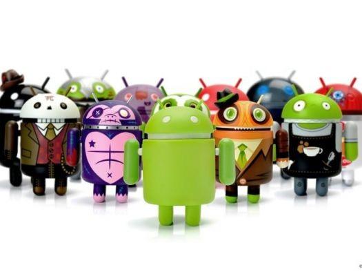 Android 10 abbandona i dolci