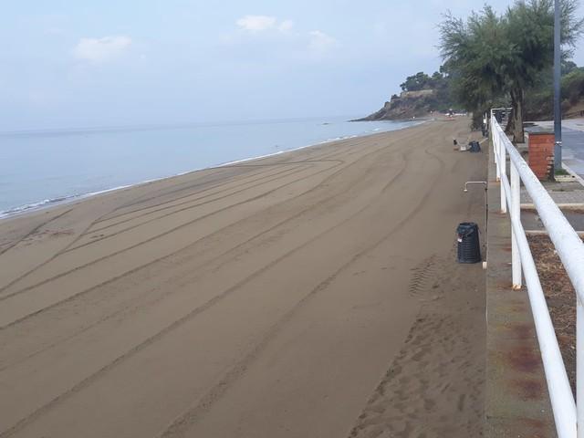 Pulizia delle spiagge, alta soddisfazione per i cittadini della Toscana meridionale