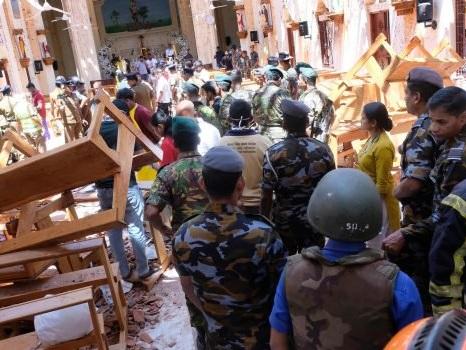 Strage nello Sri Lanka, la lunga scia di attacchi contro i cristiani nel mondo