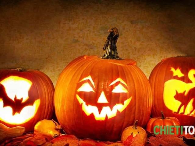 Festa di Halloween alla pasticceria Lecrem di Chieti Scalo