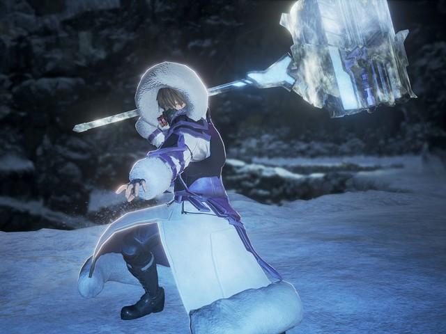Code Vein: il DLC Frozen Empress è ora disponibile, ecco il trailer
