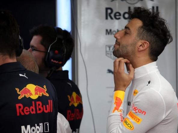 F1 | Ricciardo non sapeva del nuovo motore di Verstappen