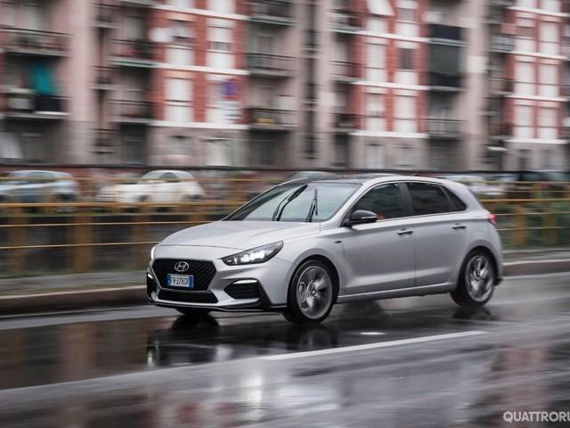 Hyundai i30 - Una settimana con la 1.6 CRDi Dct N-Line [Day 1]