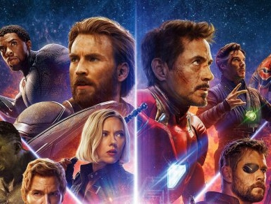 Infinity War a quota 1,81 miliardi di dollari