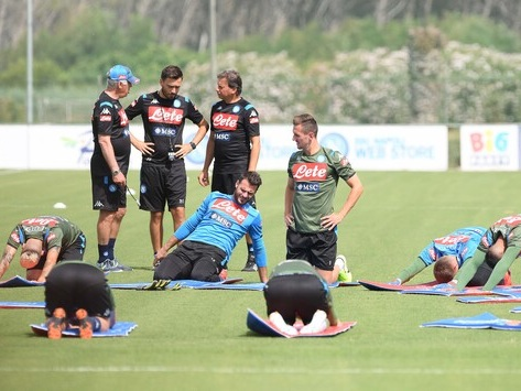 Verso Marsiglia-Napoli: saranno quattro i giocatori che non andranno in Francia!