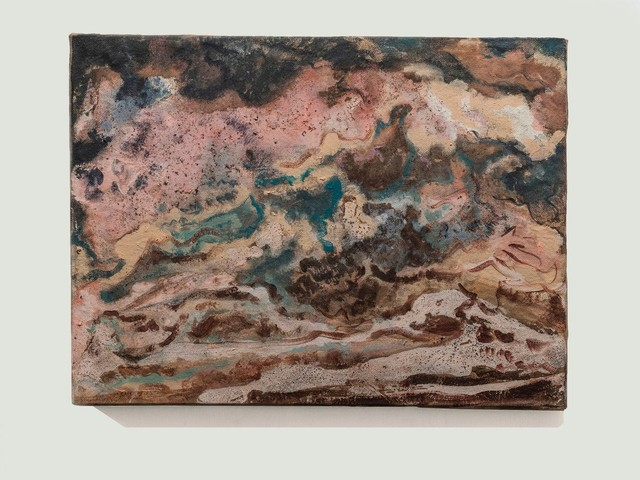 Le Terre emerse di Sabrina Casadei. In mostra a Roma