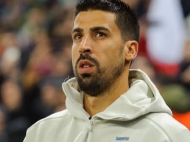 Juventus, Khedira sarebbe vicino al trasferimento all'Everton