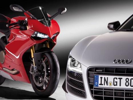 Audi tiene Ducati, non si vende più