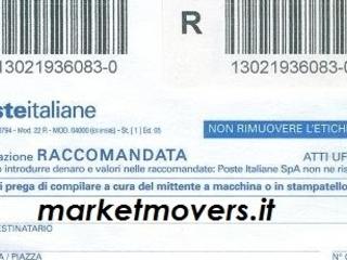 Raccomandata da Ancona CMP, cosa può essere?