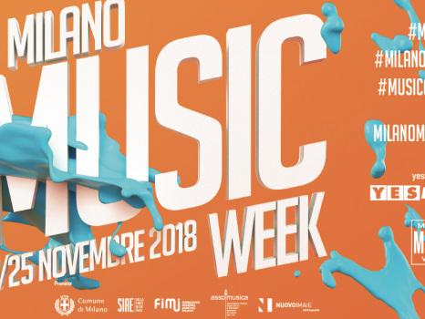 Milano Music Week 2018 con Elisa, Eros Ramazzotti, concerti e showcase: primi dettagli sul programma