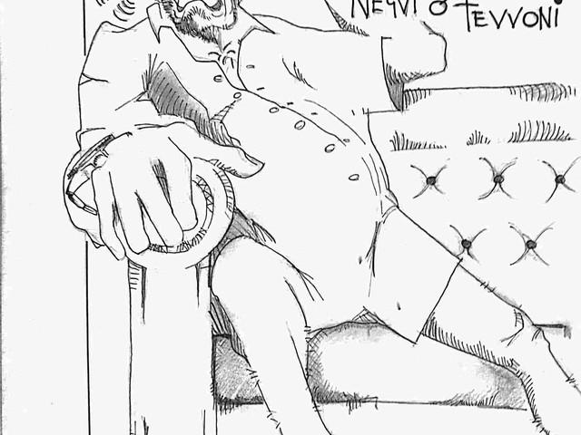 La vignetta del giorno - Lerner e il box libero