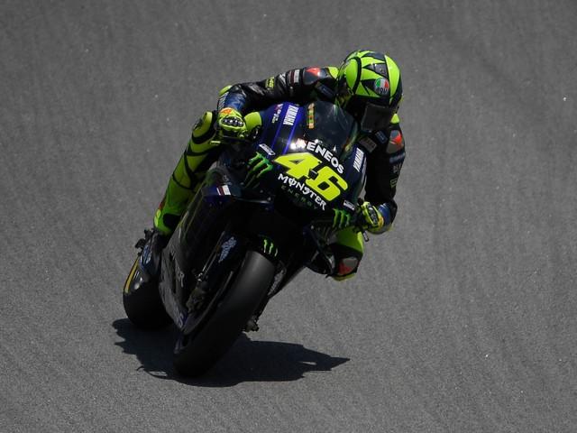 "Valentino Rossi: ""Marquez intelligente, questa Yamaha non si capisce"""