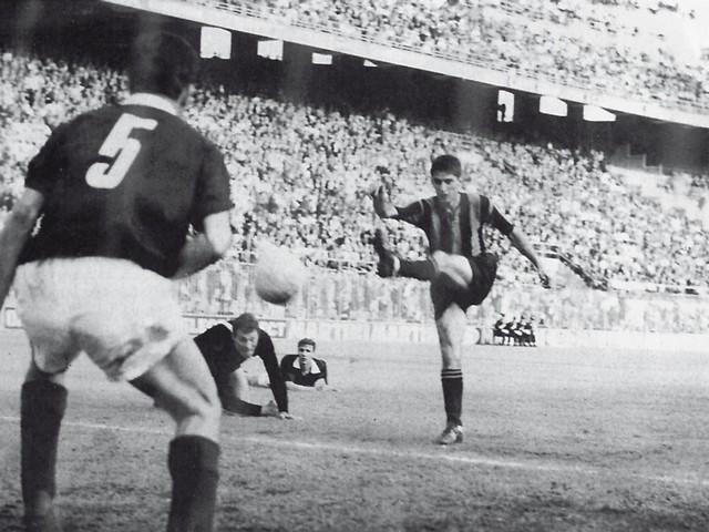 Esattamente 56 anni fa, prima della Coppa: una sconfitta scaramantica