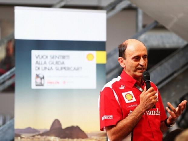L'ex Ferrari Marmorini lavorerà per la Aston Martin F1