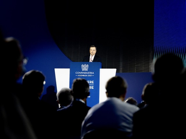 La destra ambigua e il patto di Draghi