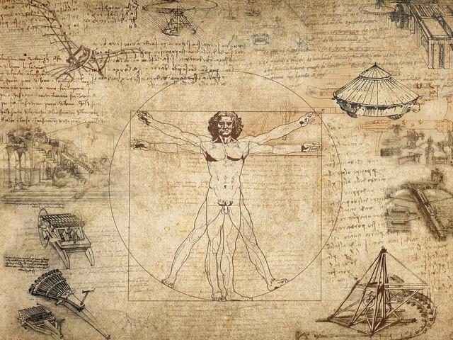 Vittorio Sgarbi contro Italia Nostra: assurdo non prestare l'Uomo Vitruviano di Leonardo al Louvre