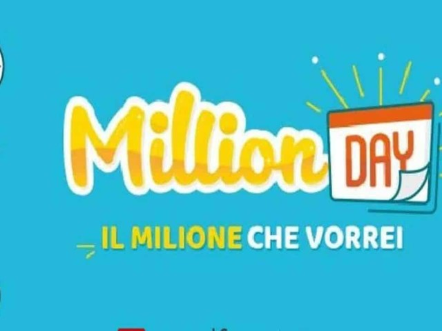 Estrazione Million Day di oggi, 5 dicembre 2019: i numeri vincenti di giovedì