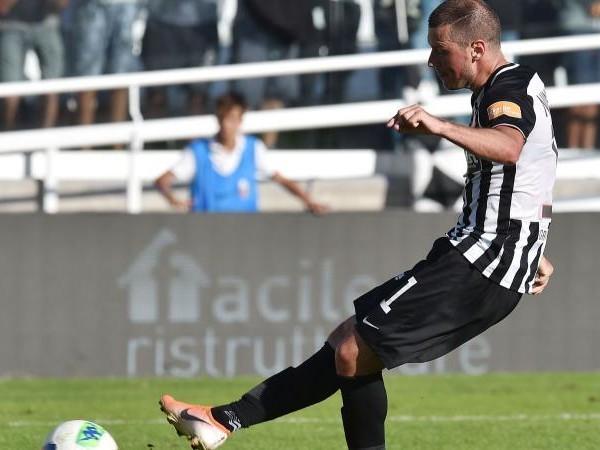 Ascoli-Virtus Entella 1-1: il tabellino