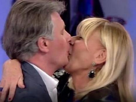 Uomini e Donne, Gemma Galgani e Giorgio Manetti: scatta un bacio [ANTICIPAZIONI]